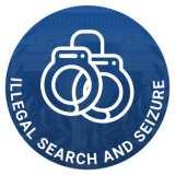 Illegal Search and Seizure icon