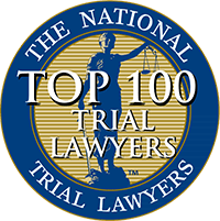 Trial badge Lawyers badge