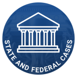 State and Federal cases icon