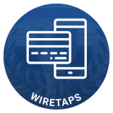 Wiretaps icon