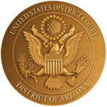 Logo of United States District Court – District of Arizona
