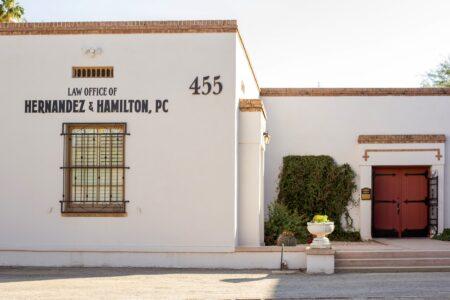Building of Law Office of Hernandez & Hamilton, PC